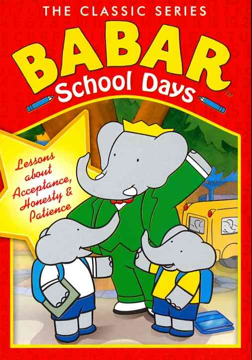 BABAR:SCHOOL DAYS (DVD)